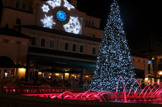 City Place Xmas Ttree